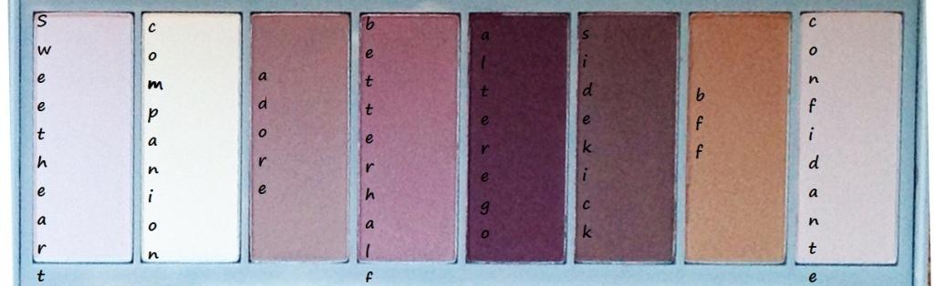Pur Matte Colours