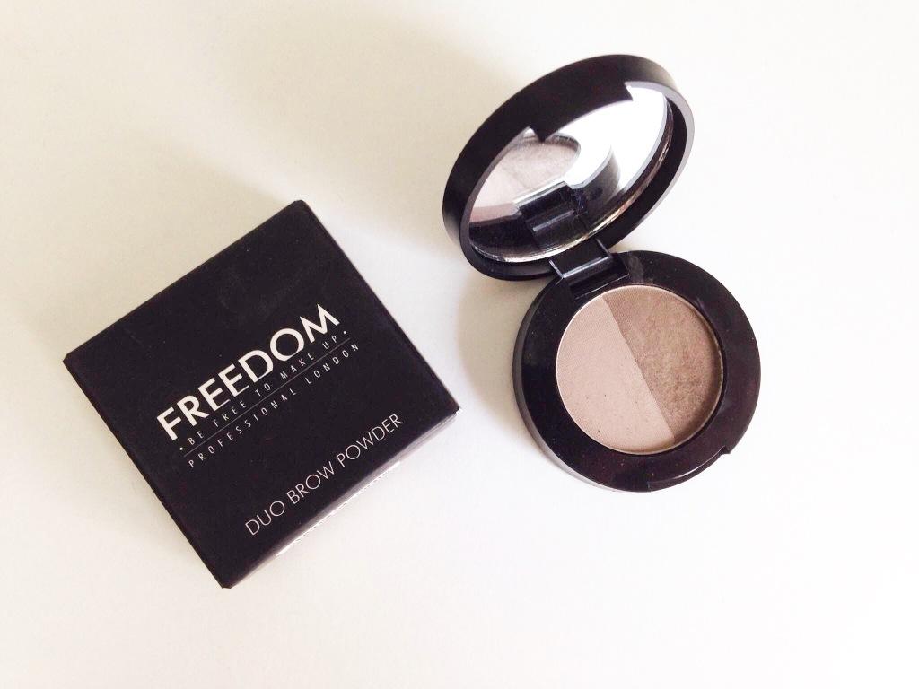 Freedom eyebrows